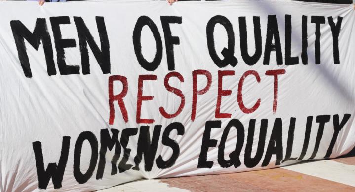 """El camino a la equidad de género es una causa, no una lucha… Y los mejores aliados, """"LOS Feministas"""""""