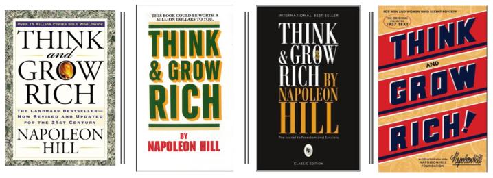 """La magia detrás de este libro: """"Think and Grow Rich"""" (Piense y hágaserico)"""